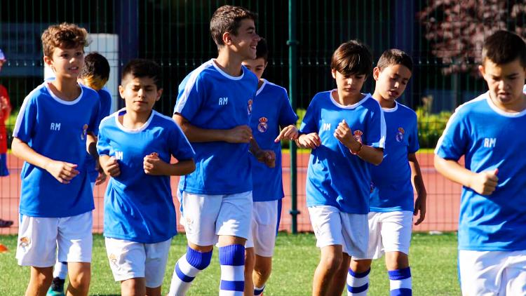 レアル・マドリード サマーキャンププログラム サッカー留学