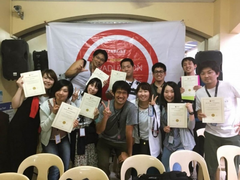 留学,体験談,フィリピン,TARGET, セブ