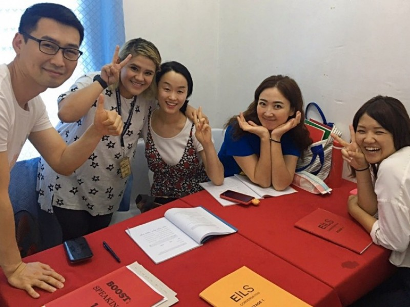 ELSA,フィリピン,セブ島,語学学校