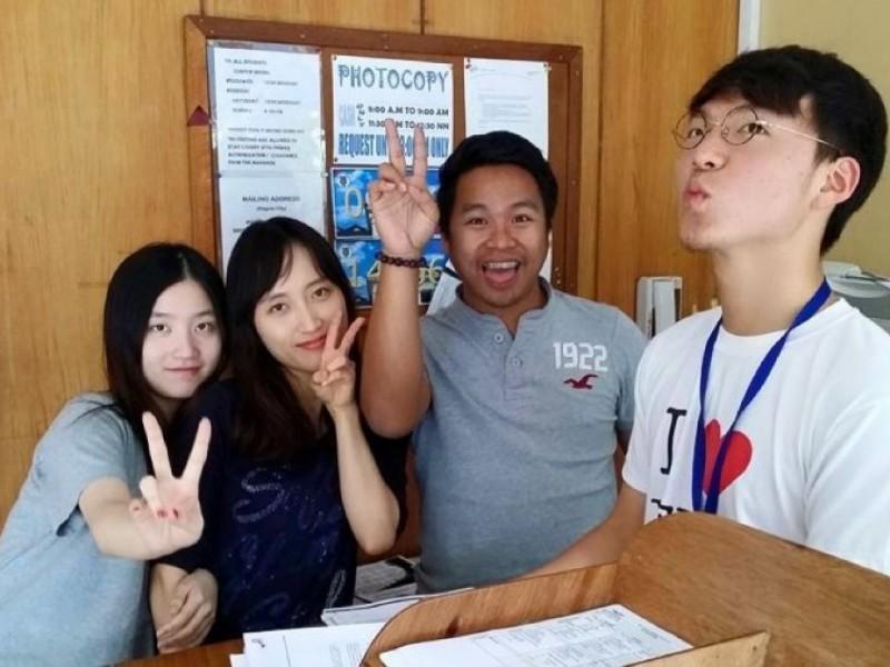 留学,体験談,フィリピン,HELP マーティンス校, バギオ