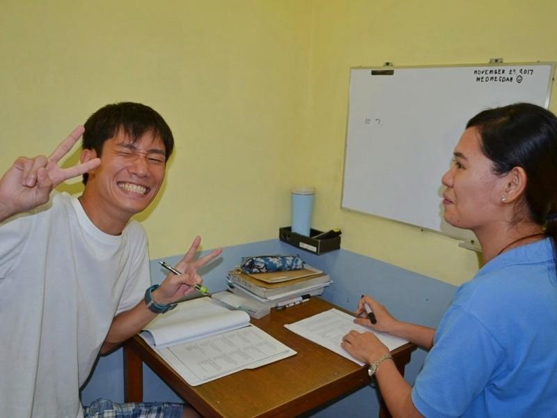 留学,体験談,フィリピン,Man to Man Boarding School, ターラック