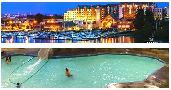 River Rock Casino Resort Hotel River Rock Food & Beverage