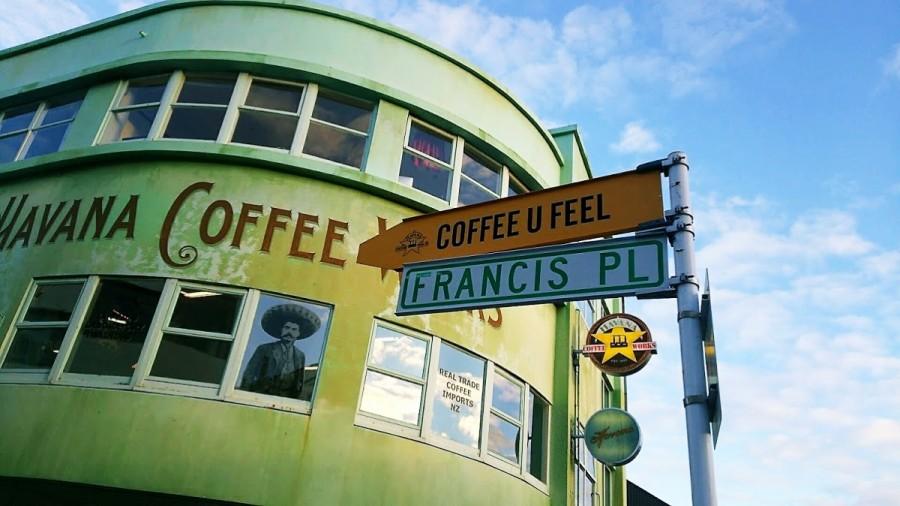 ウェリントンのハバナコーヒー