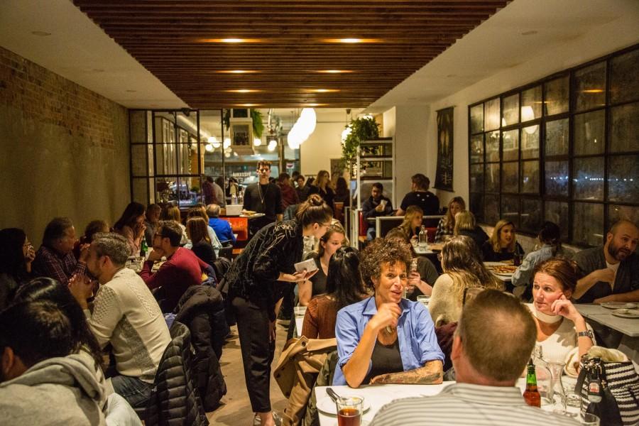 トロント レストラン Pizzeria Libretto