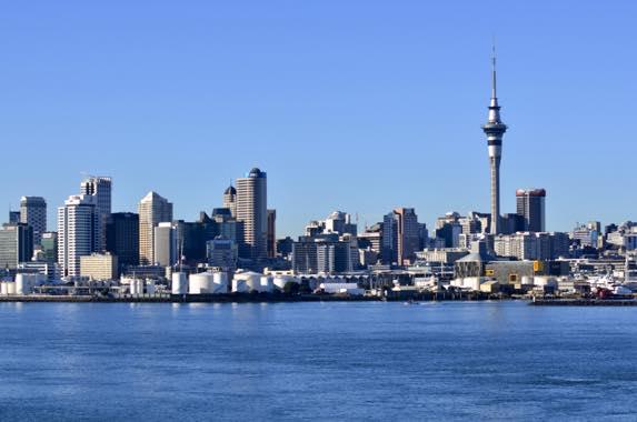 ニュージーランド, オークランド