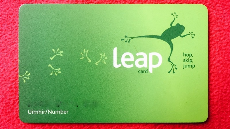 Leap Card(リープカード)