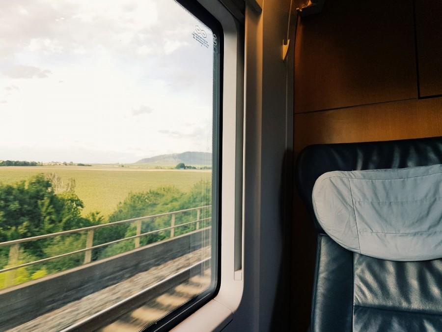 ニュージーランド 鉄道 車内の様子やサービス