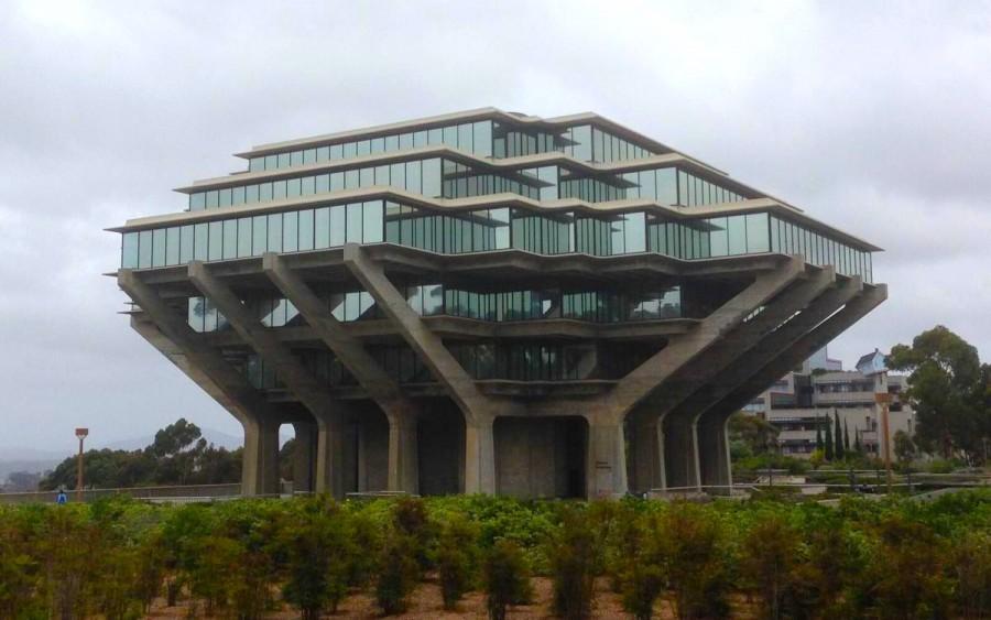 UCSD図書館