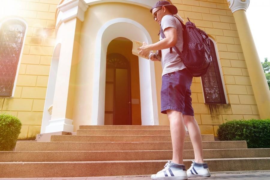 語学留学と大学留学