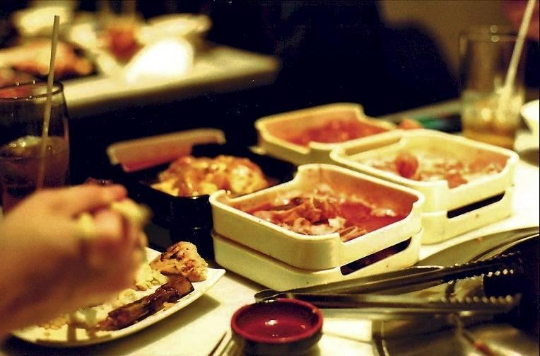 トロント レストラン Korean Grill house