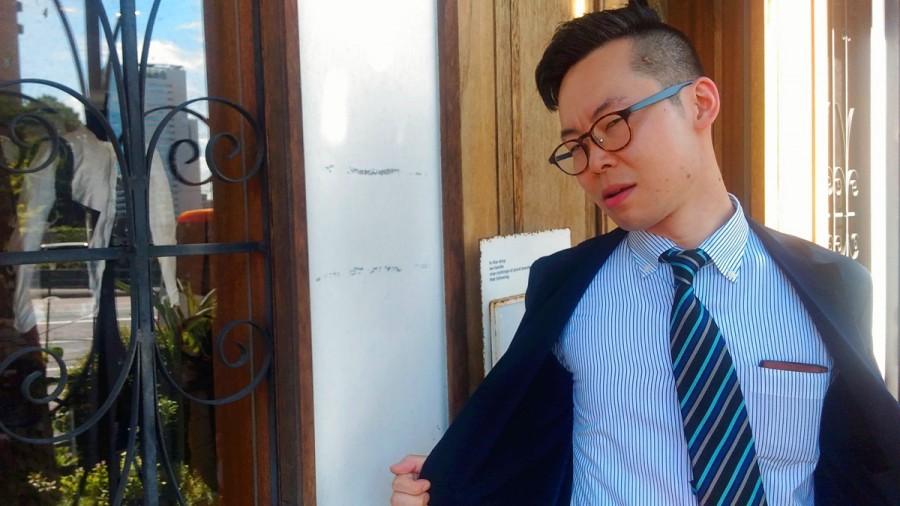バギオにある語学学校「A&J」のジョセフ(田島)さん