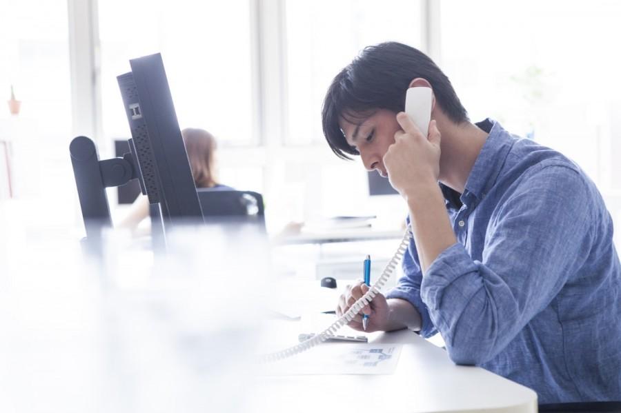電話でのビジネス英語