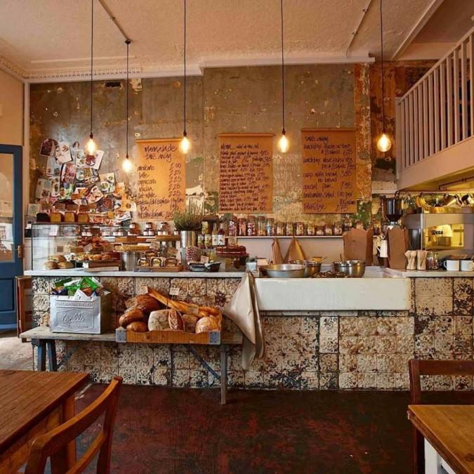 ブライトン カフェ Cafe Marmalade(カフェマーマレード)