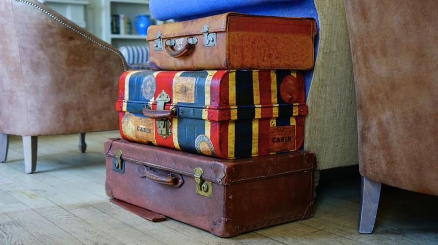 留学 荷物 送る