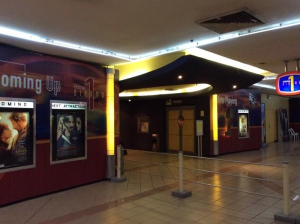 フィリピンの映画館