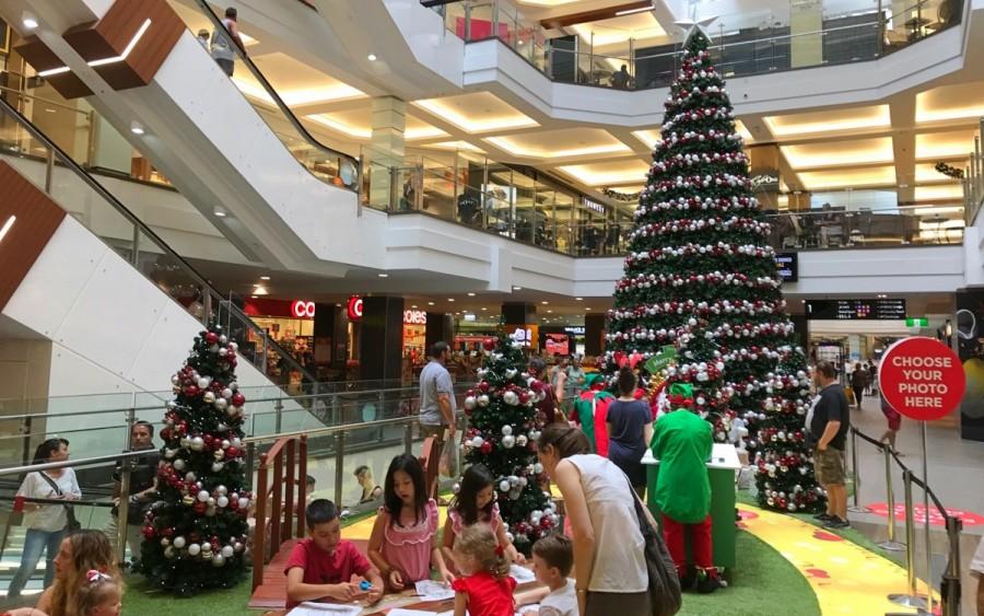 オーストラリアのクリスマスツリー