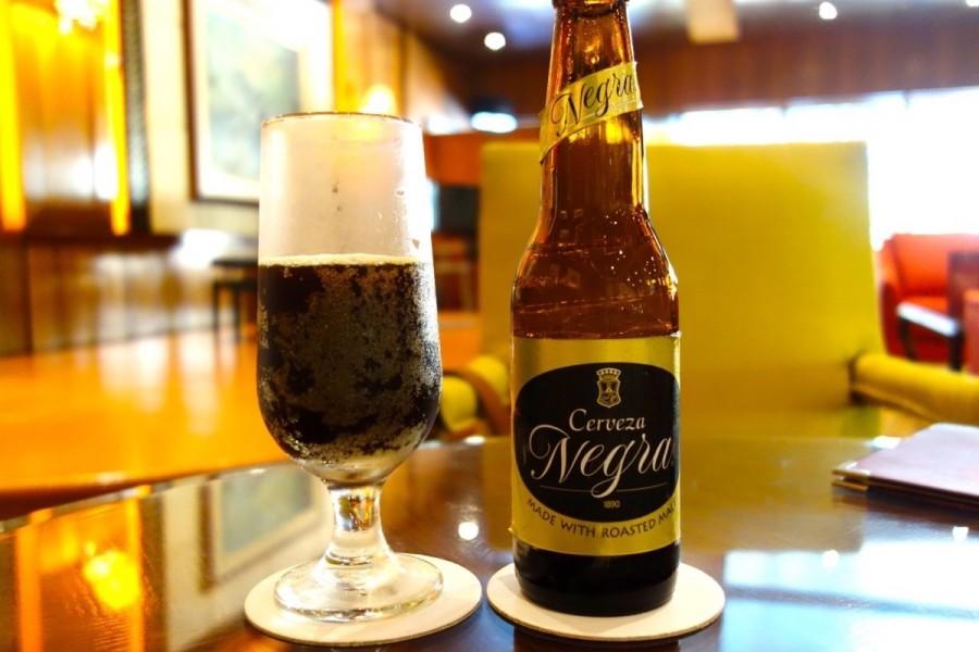 サンミゲル セルベッサネグラ (Cerveza Negra)