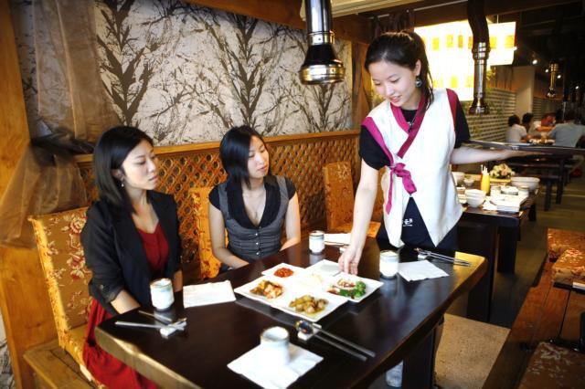 オークランド レストラン Faro Korean Traditional Grill
