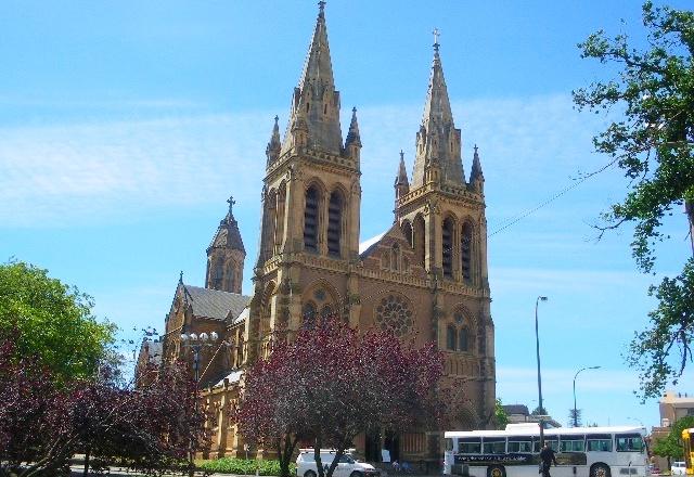アデレードのセントピータズ大聖堂