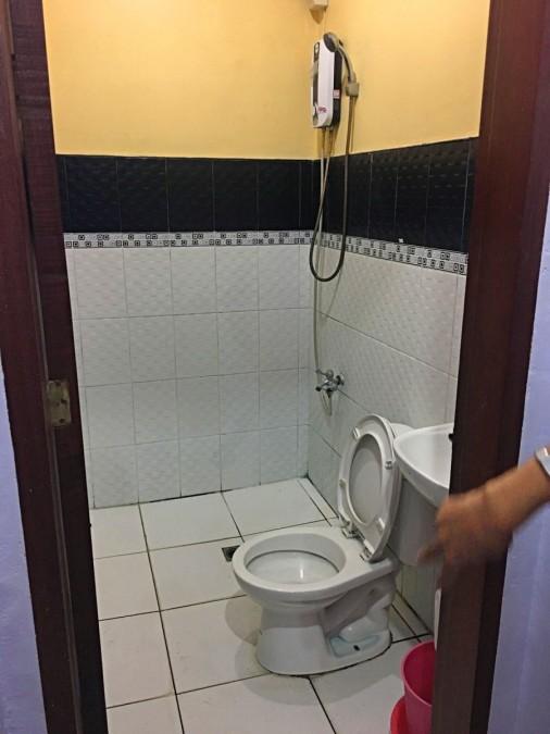 CG English Academyのトイレ・バス