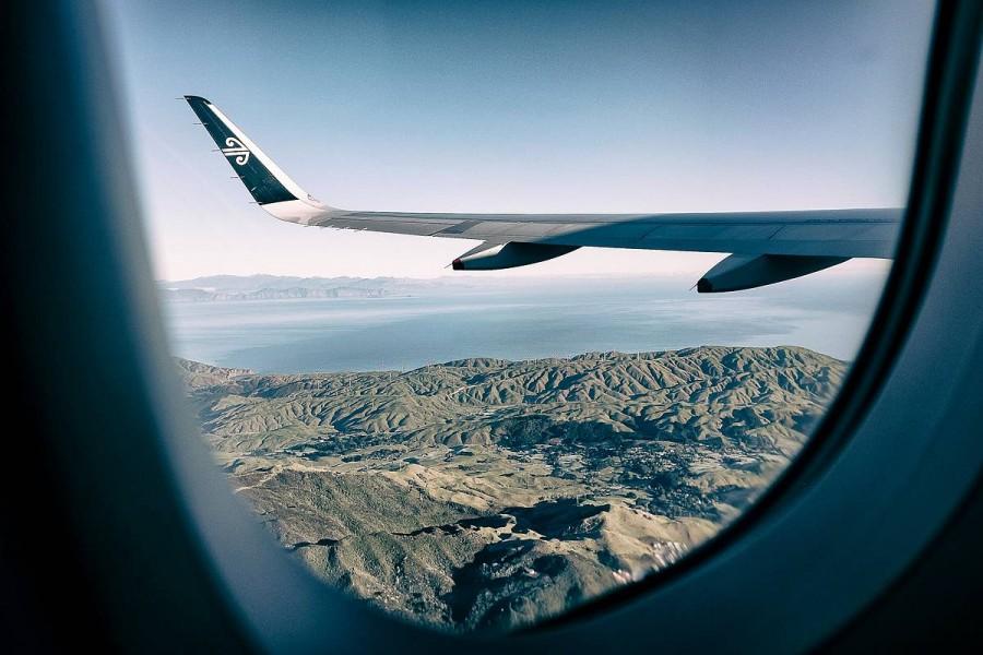 ニュージーランド入国の流れ