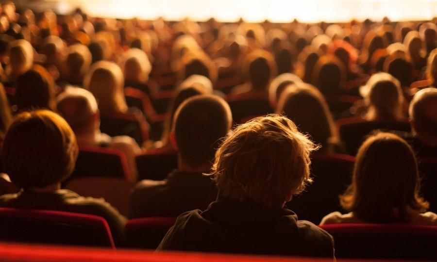 ミュージカル中の観客