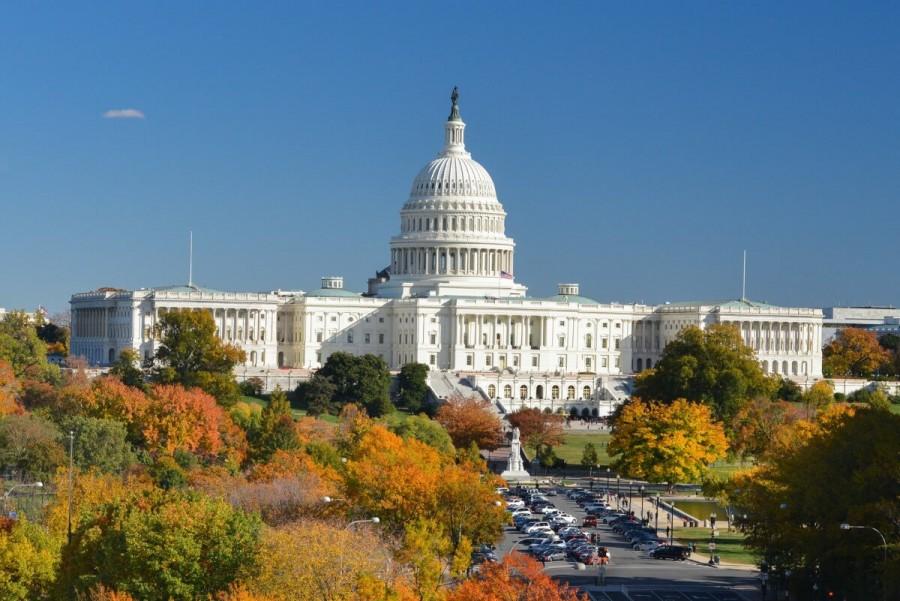 アメリカ議会議事堂