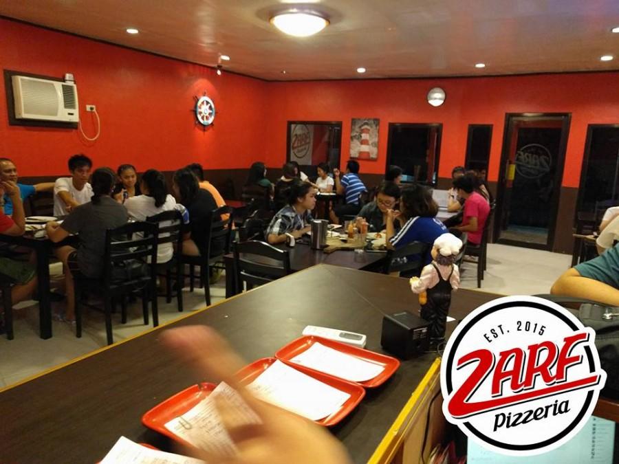 クラーク レストラン Zarf Pizzeria