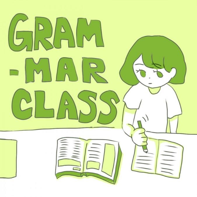 Grammarクラス
