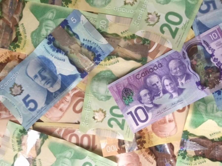 カナダ紙幣