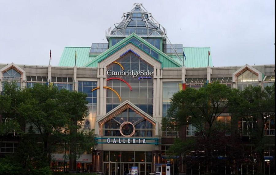 ボストン ショッピング ガレリア