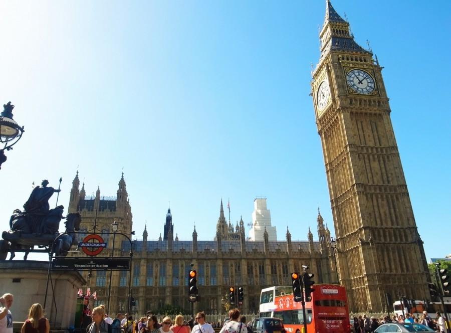 イギリス ロンドンのビッグベン