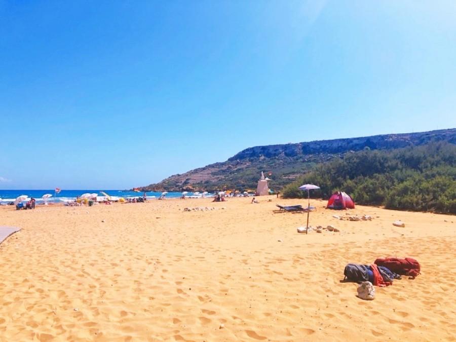 夏のマルタ