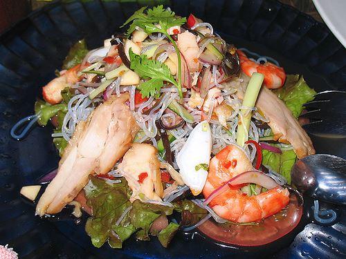 マイアミ レストラン Lung Yai Thai Tapas(ラン・ヤイ・タイ・タパス)