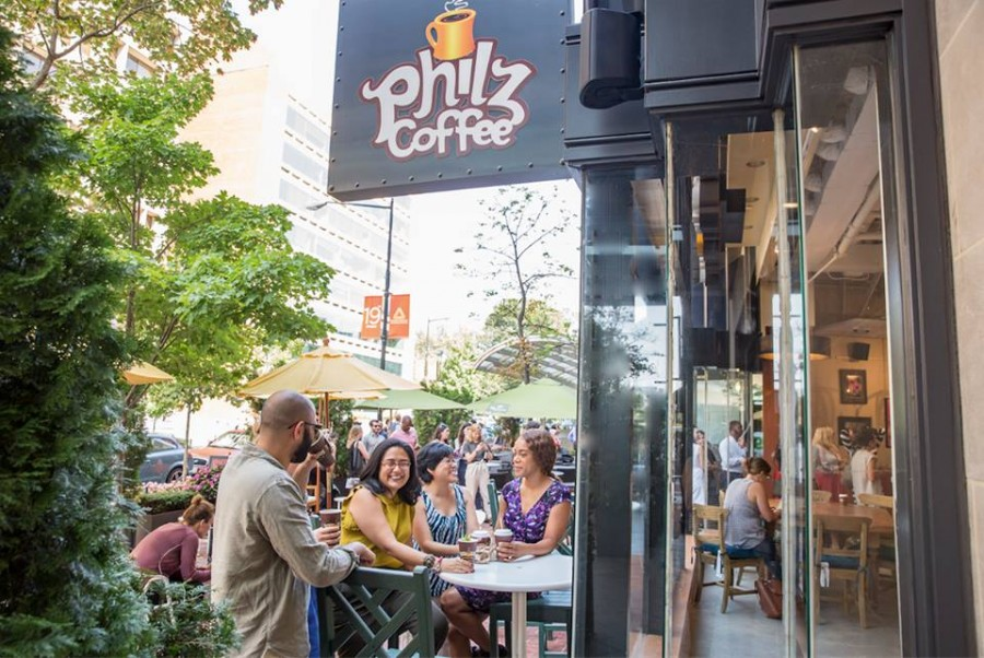 Philz Coffee(フィルズコーヒー)