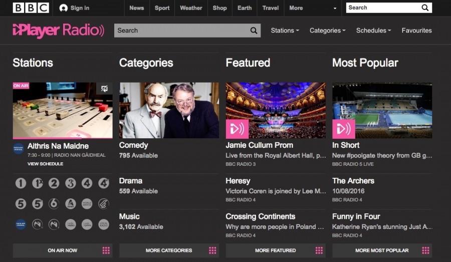 BBC(イギリス国営放送)