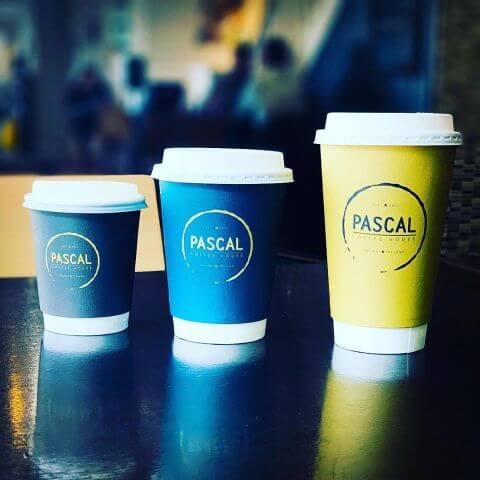 ゴールウェイ カフェ Pascal Coffee House