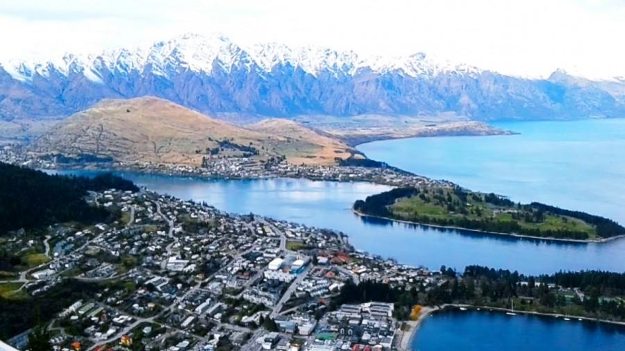 ニュージーランド旅行