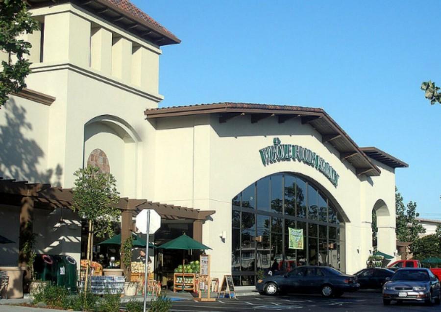 アメリカ スーパーマーケット Wholefoods Market