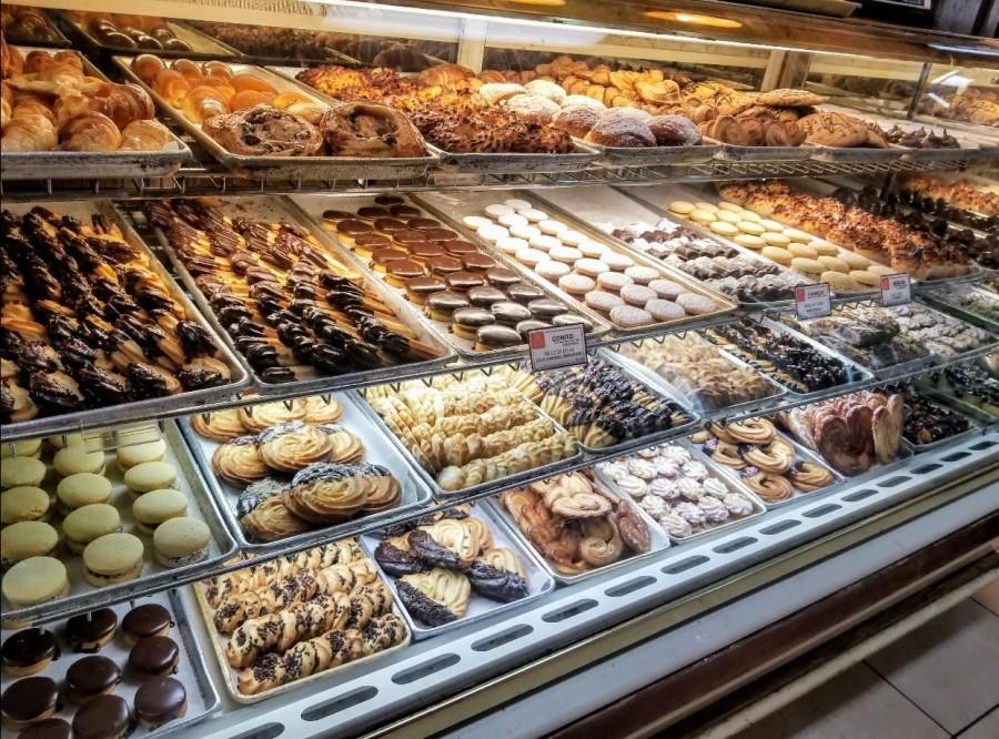マイアミ カフェ Charlotte Bakery
