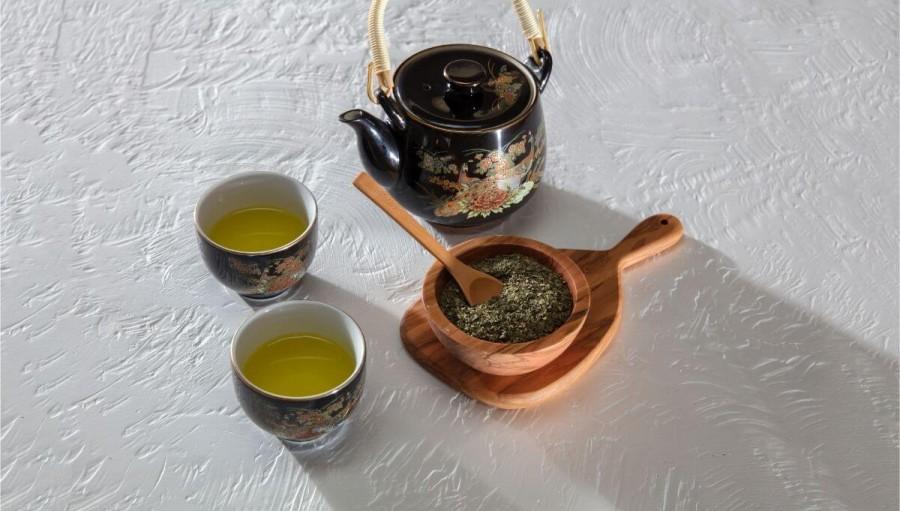 オーストラリア 留学 プレゼント 日本茶