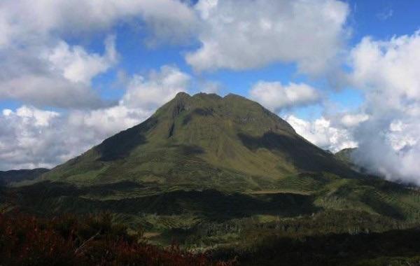 ダバオのアポ山