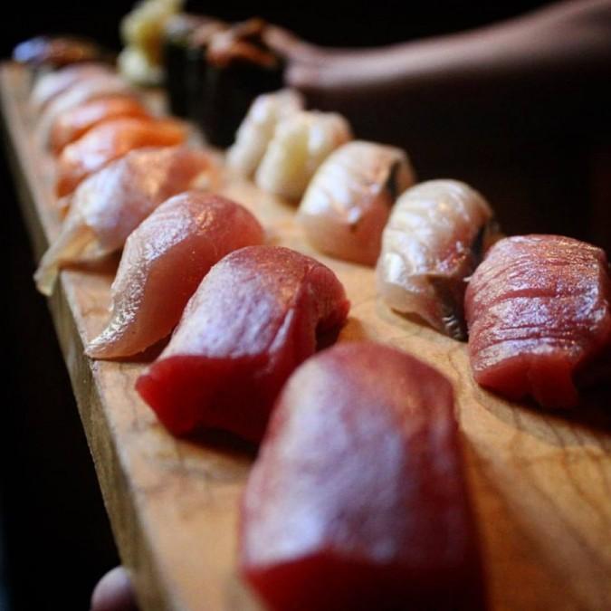 シアトル レストラン Umi Sake House(ウミ・サケ・ハウス)