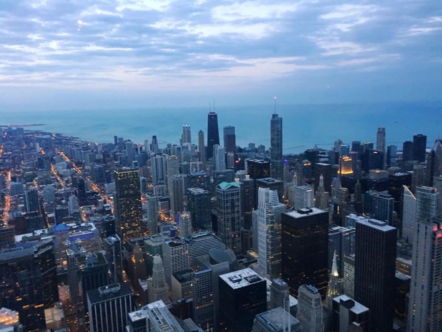シカゴの景色