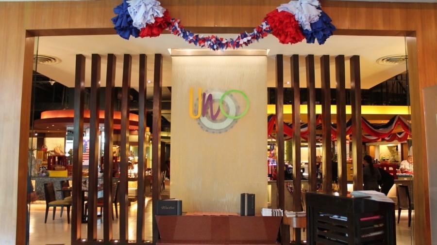 インターナショナルレストラン「UNO」