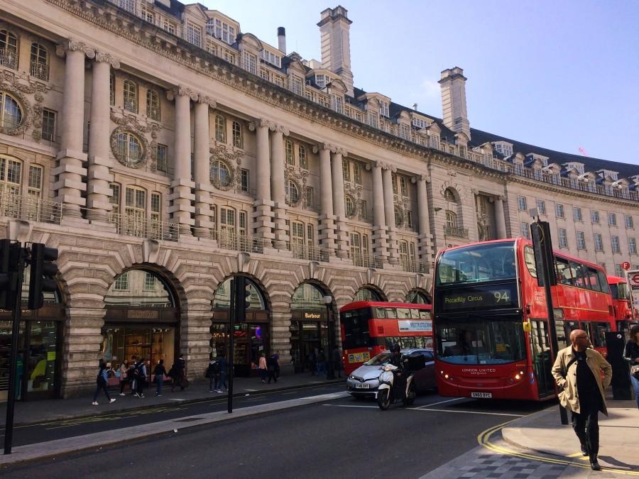 イギリス・ロンドンでの留学