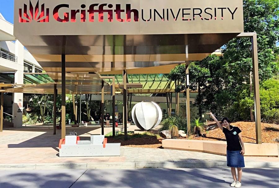 オーストラリア、ブリスベンにあるGriffith大学