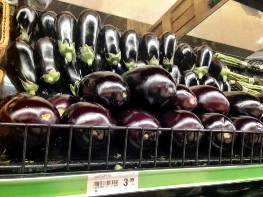 スーパーマーケット・ナス