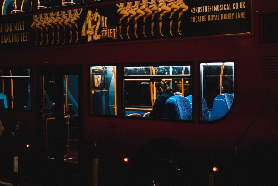 ナイトバス