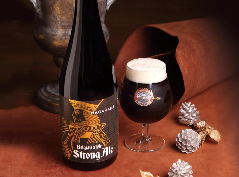 アメリカ ビール ベルジャン・ストロング・エール
